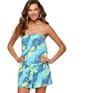 Lilly Pulitzer Colleen Romper